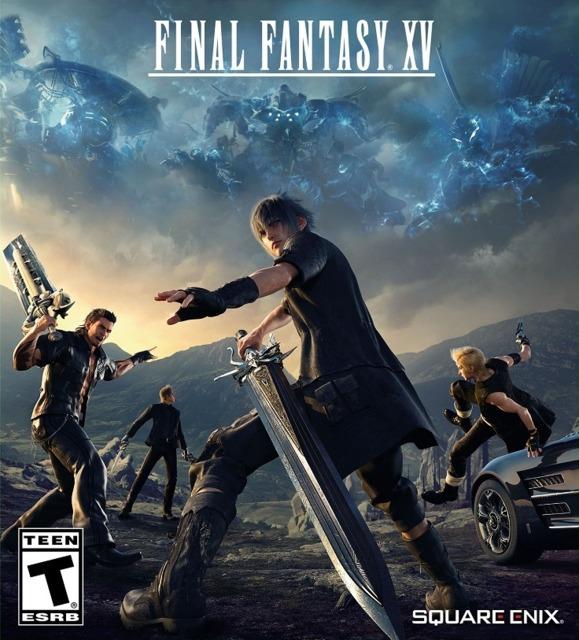 Final-Fantasy-XV-Gameplay-poster